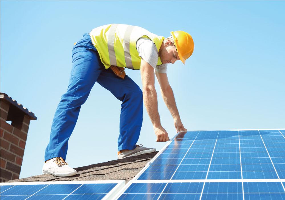 Instalación de paneles solares a tu medida